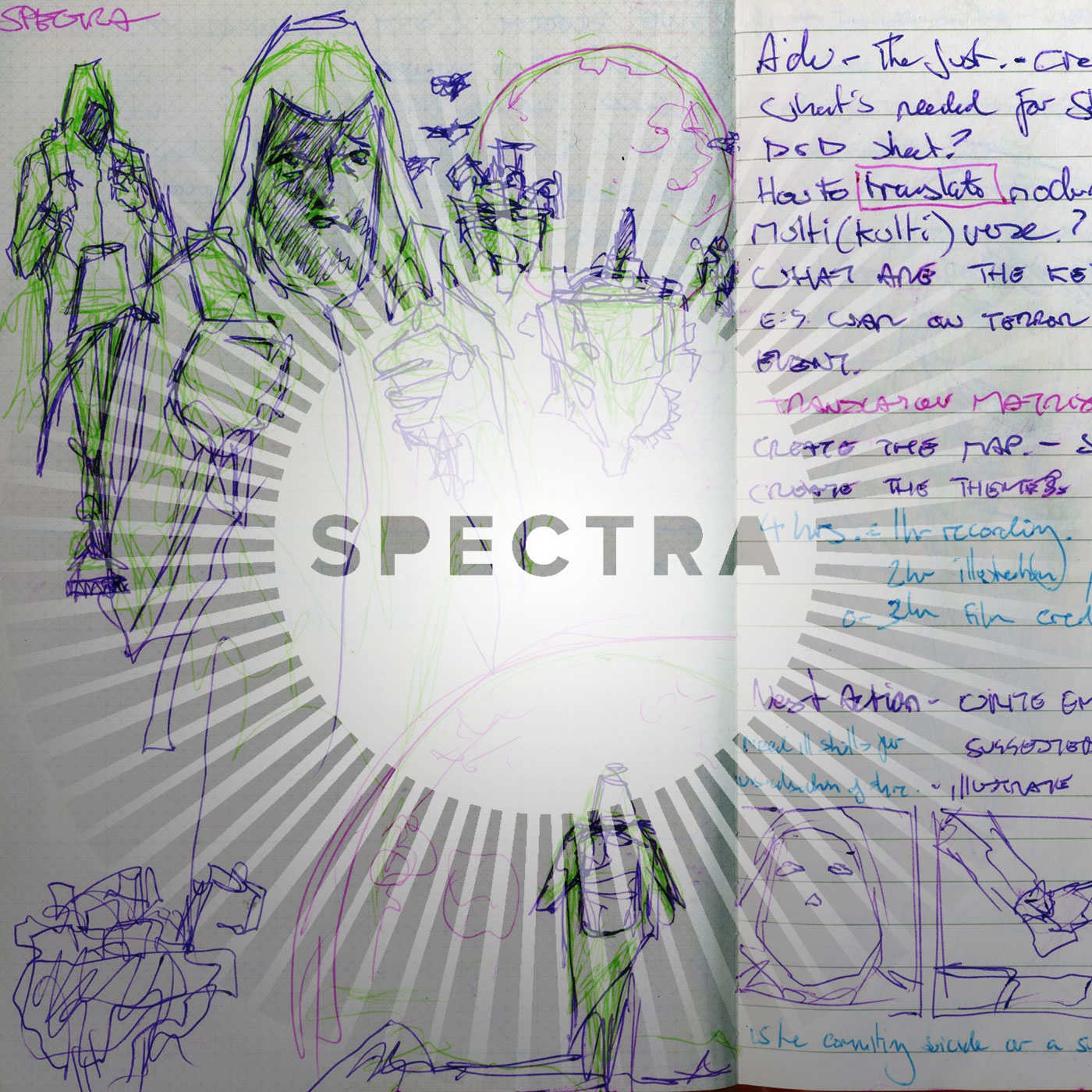 SPECTRA: Episode 2. This time in a Spaceship